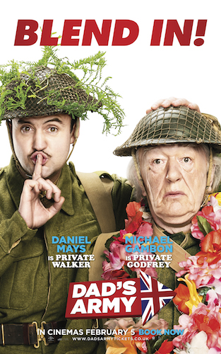 Mays and Gambon_DadsArmy